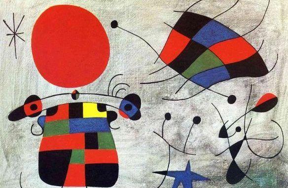 Mostra su Picasso, Miro e altri a Londra  https://t.co/DGziDKFyPm