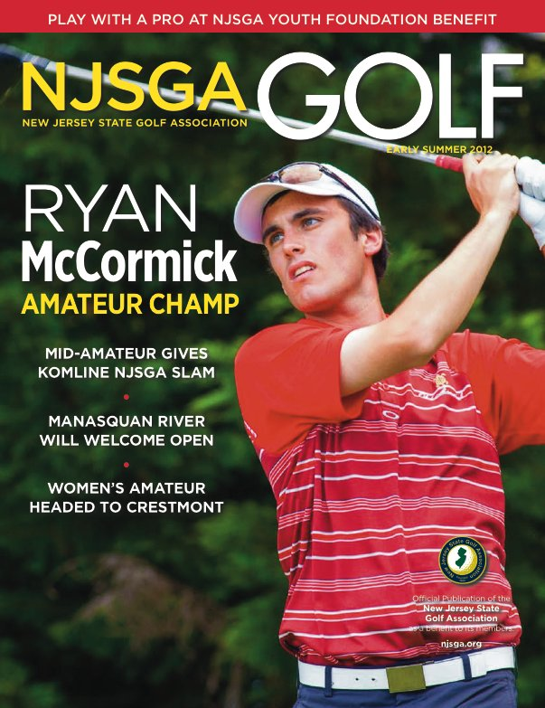 New jersey state amateur golfers something