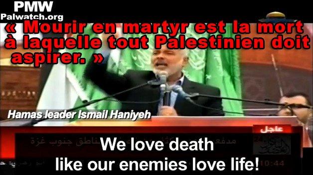 Les &quot;#Palestiniens&quot; veulent la #mort, la cherchent et la provoquent. Et accuser #Israël en même temps ? #Terrorisme #Djihad<br>http://pic.twitter.com/2hhBYFTN4c