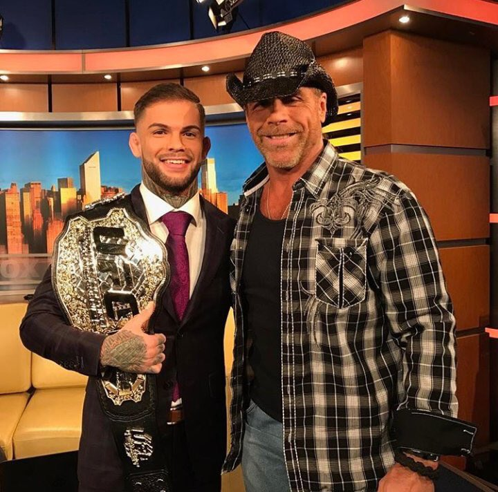 Shawn michaels on twitter so great to meet the new champ shawn michaels on twitter so great to meet the new champ codynolove this morning m4hsunfo Image collections