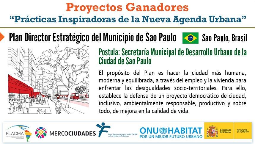 Image result for Plan Director Estratégico del Municipio de São Paulo