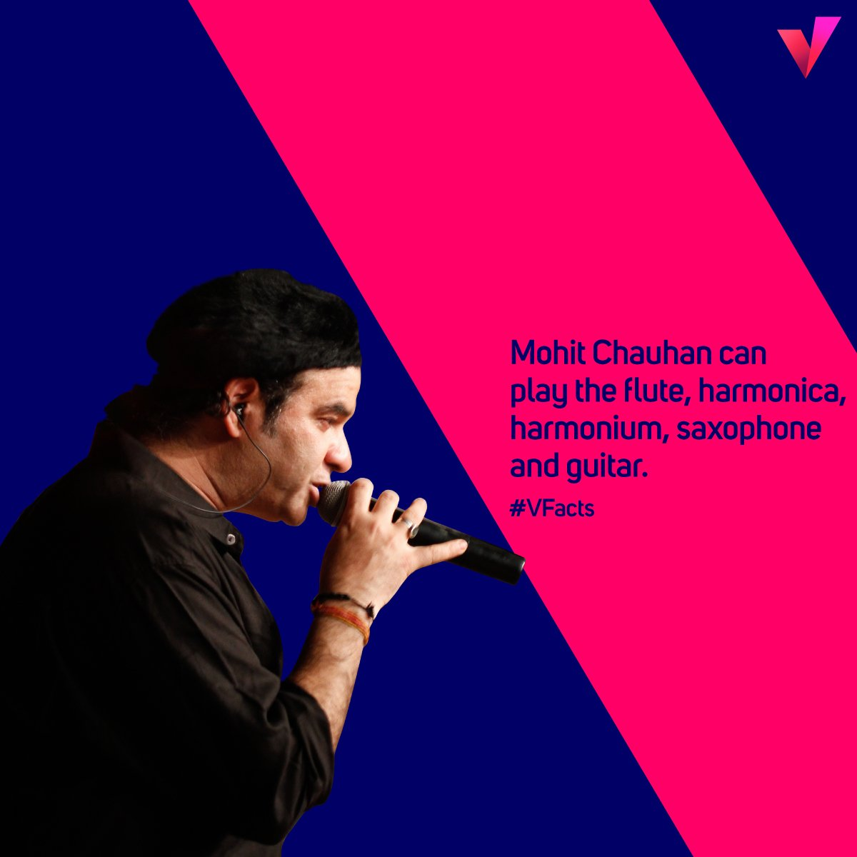 Now that's some talent! #VFacts #MohitChauhan https://t.co/vRAm8C60E0