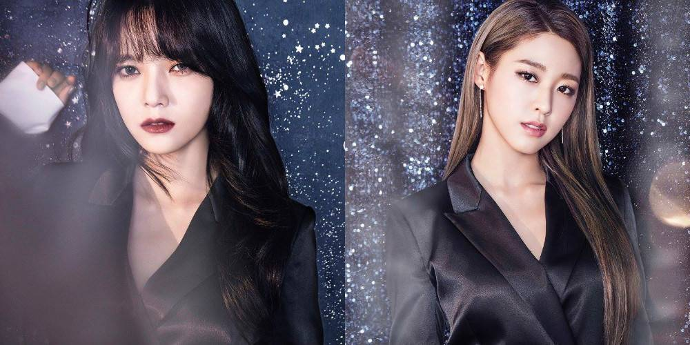 AOA\'s Seolhyun and Jimin are huge collectors of what?