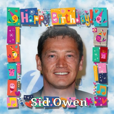 Happy Birthday Sid Owen, Alasdair MacIntyre, Naya Rivera & Kirstie Alley
