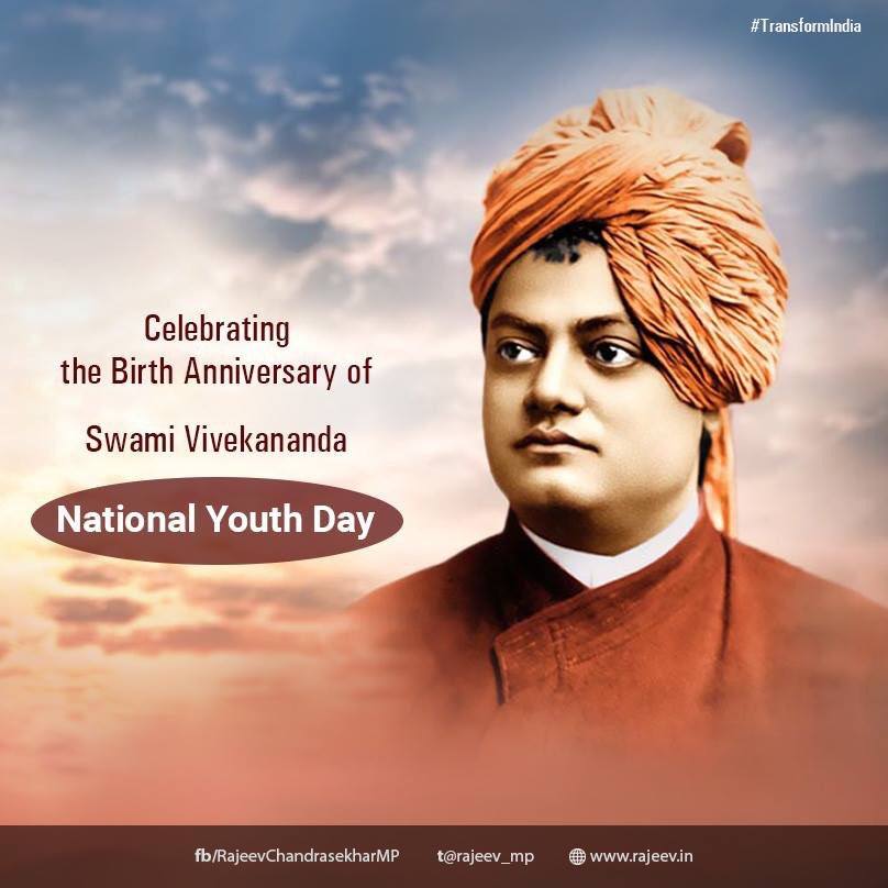 Celebrating #NationalYouthDay ! 🙏🏻 https://t.co/DndkWVucOL