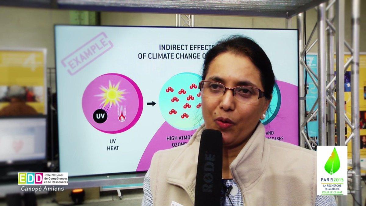 Regardez Shamila Nair-Bedouelle - Inserm :  Directrice d'Action pour l'Ozone  https:// crdp.ac-amiens.fr/edd/index.php/ parolesdescientifiques/la-science-face-au-changement-climatique/1353#.WHd9BKNKLag.twitter &nbsp; …  #ozone #Climat <br>http://pic.twitter.com/lsrD8nRCUr