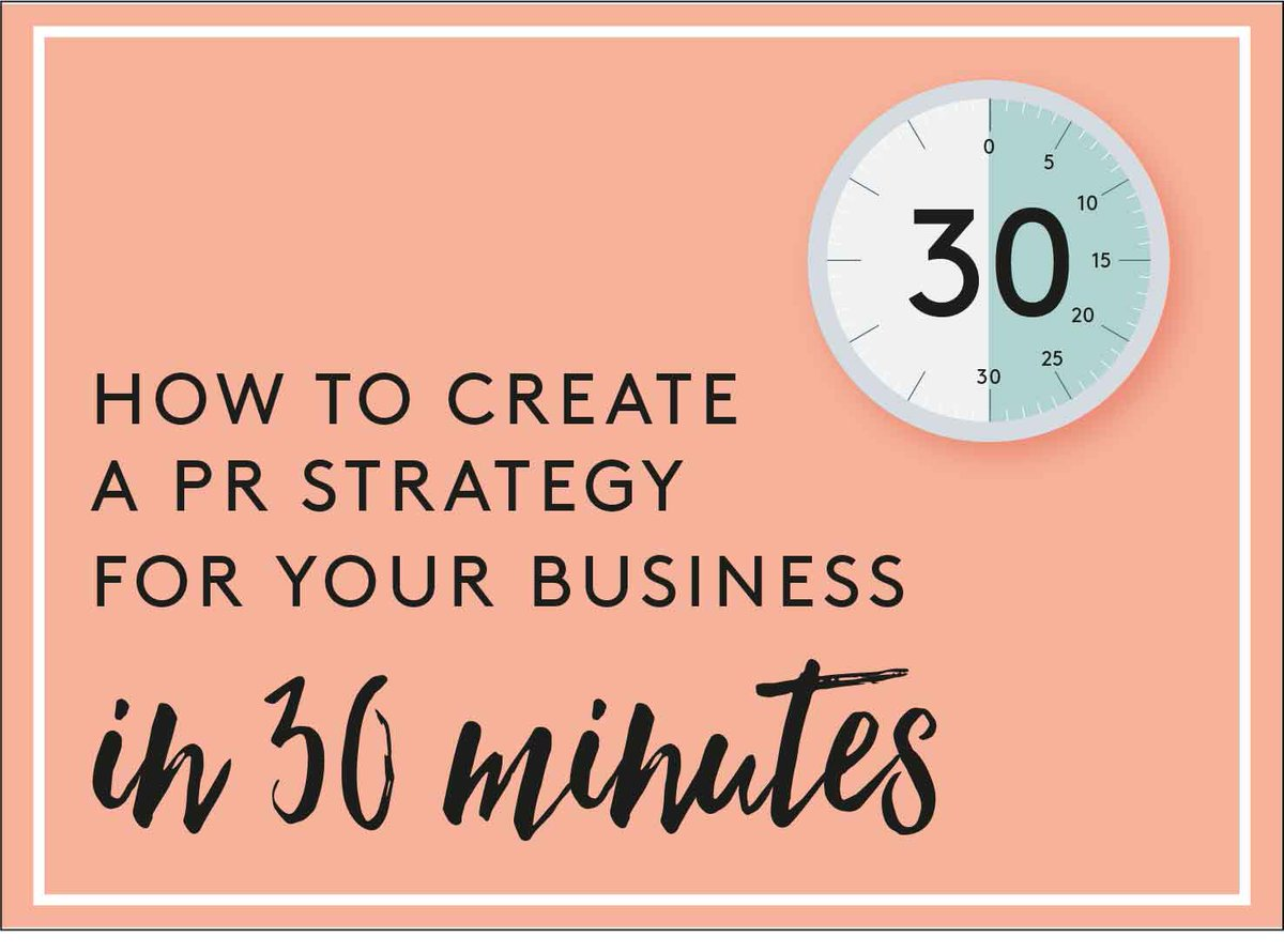 Looking forward to today's webinar at 2pm (GMT). Do tweet along using the #soulfulpr hashtag https://t.co/3M3E5SikCT
