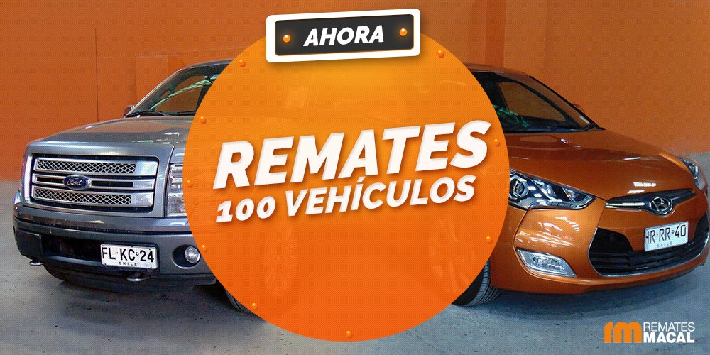 remates macal rematesmacal twitter On remates macal vehiculos