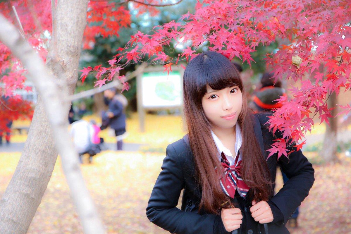 Portrait  紅葉