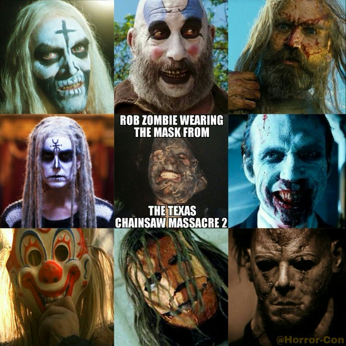 Happy Birthday, Rob Z. Musician and Horror Director Rob Zombie celebrities his 52nd birthday today.