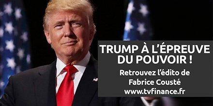 Roi de la provoc&#39; #Trump va être obligé de se calmer #US #democracy Édito de @FabriceCouste à (re)lire  http:// bit.ly/2iFziL4  &nbsp;  <br>http://pic.twitter.com/afgTr3KcVc