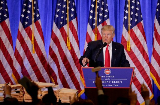 #ICYMI: Fact-checking President-elect Trump's news conference from Wednesday  http:// dpo.st/2j2dzOz  &nbsp;   #TrumpPressConference <br>http://pic.twitter.com/mANsv2pYZk
