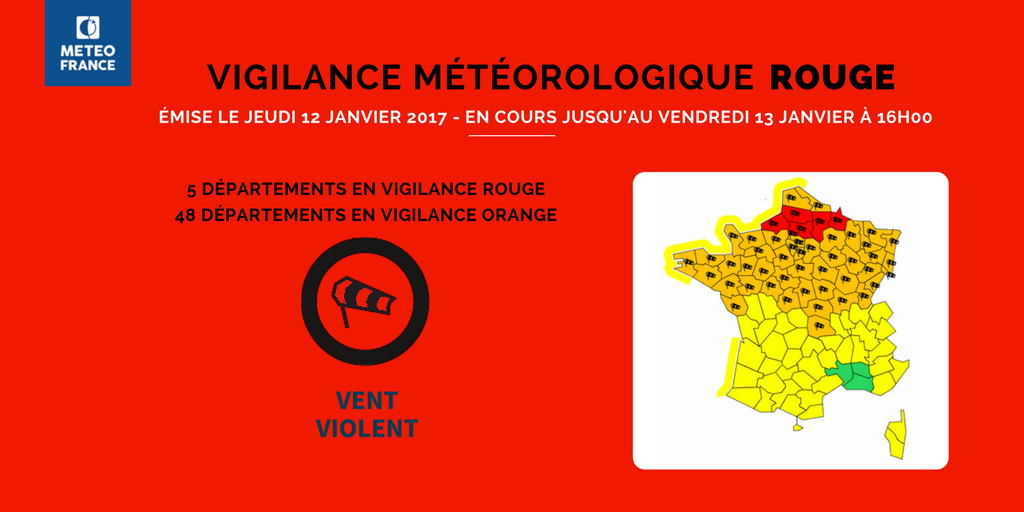 Au nord de la France ; 5 départements en vigilence absolue C1-vKX3WEAEpwcE