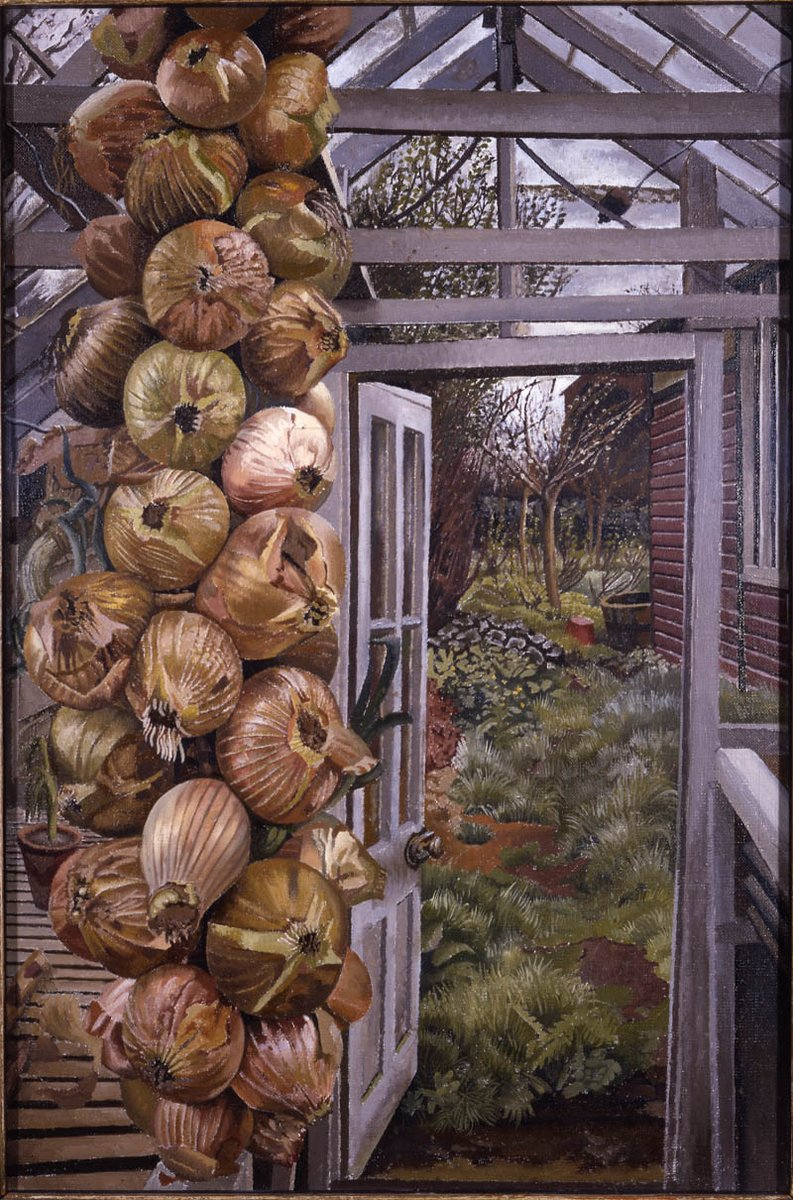 The greenhouse stanley - We Open Our Doors To The Public At 12 Noon Stanley Spencer Greenhouse And Garden 1937 Lorenzetti Ferensopen Https T Co Esll6ppeuo
