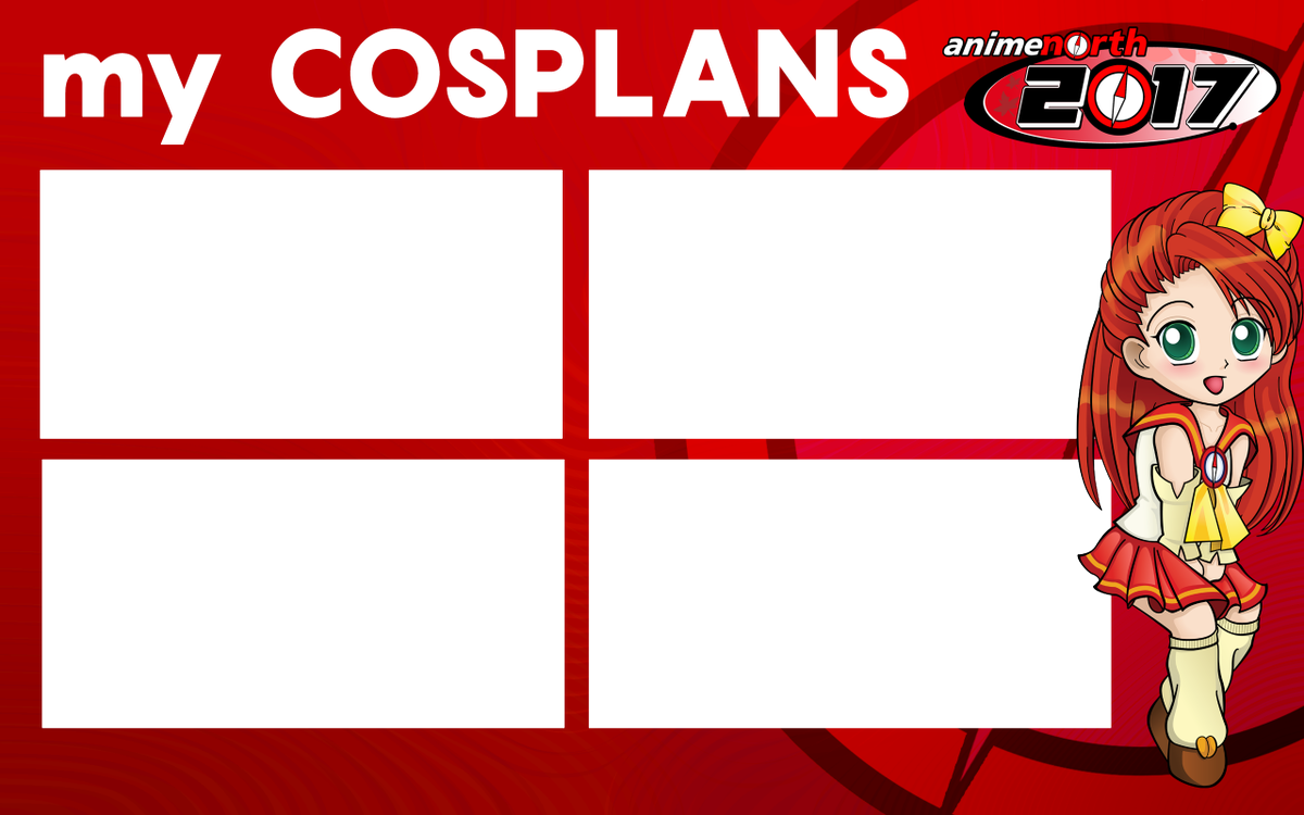 Anime North On Twitter Share Your Cosplans For An2017 With Us