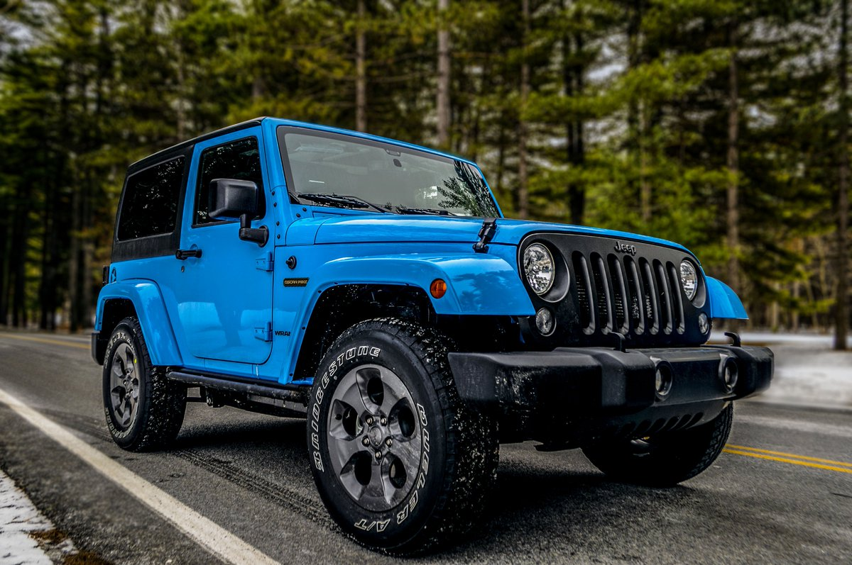 Jeepworld Com On Twitter We Took The Brand New 2017 Jeep Wrangler