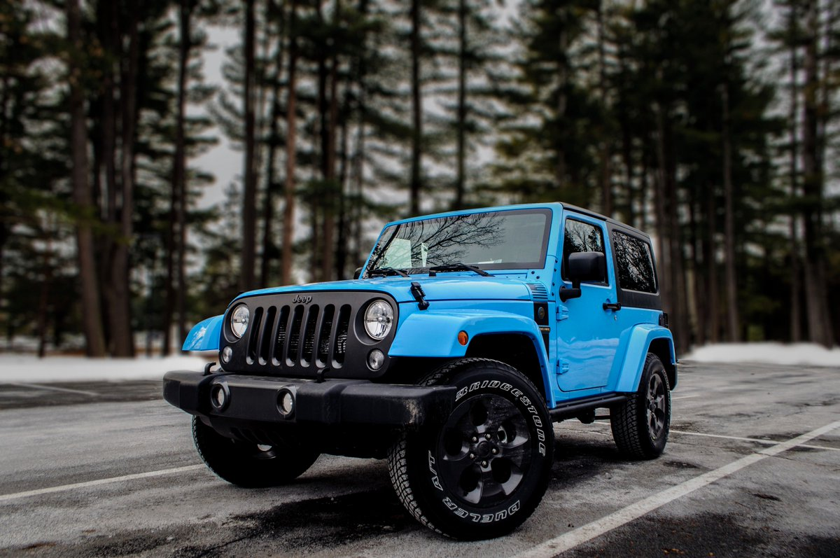 "jeepworld on twitter: ""we took the brand new 2017 jeep wrangler"