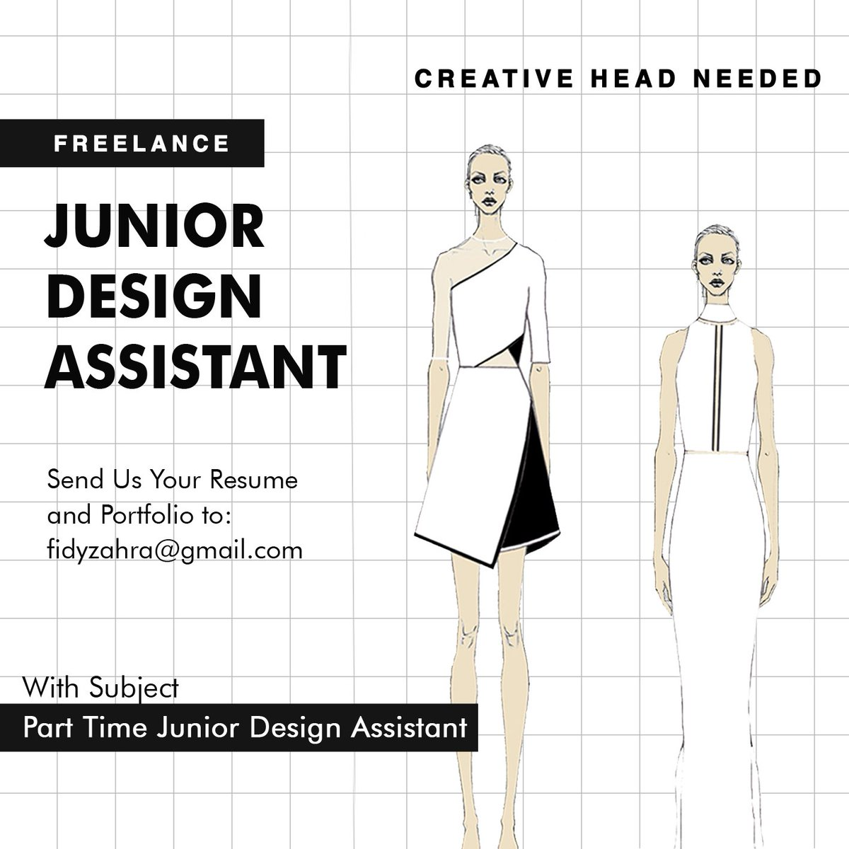 Kampus Update On Twitter Calling For Fashion Students To Be A Freelance Junior Design Assistant In A Redy To Wear Clothing Line In Jakarta Kujobs Https T Co Wc4hke7lvb