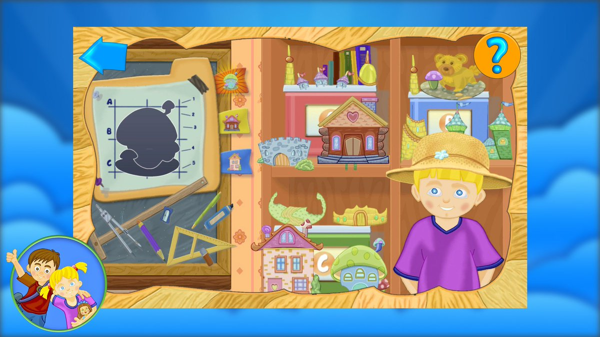 развивающие игры для детей 5 лет где выбрать в интернет магазине