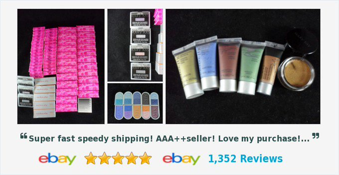 Mary Kay Mixed Makeup x 65 Velocity Signature Eyesicles & Eyeshadow Eye Color