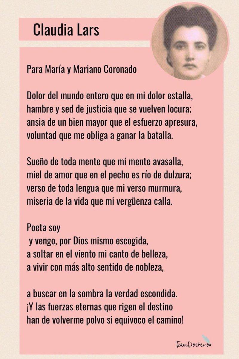 Team Poetero On Twitter Poeta Soy Y Vengo Por Dios Mismo