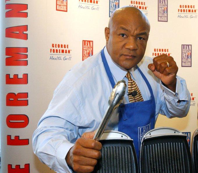 Happy Birthday George Foreman!