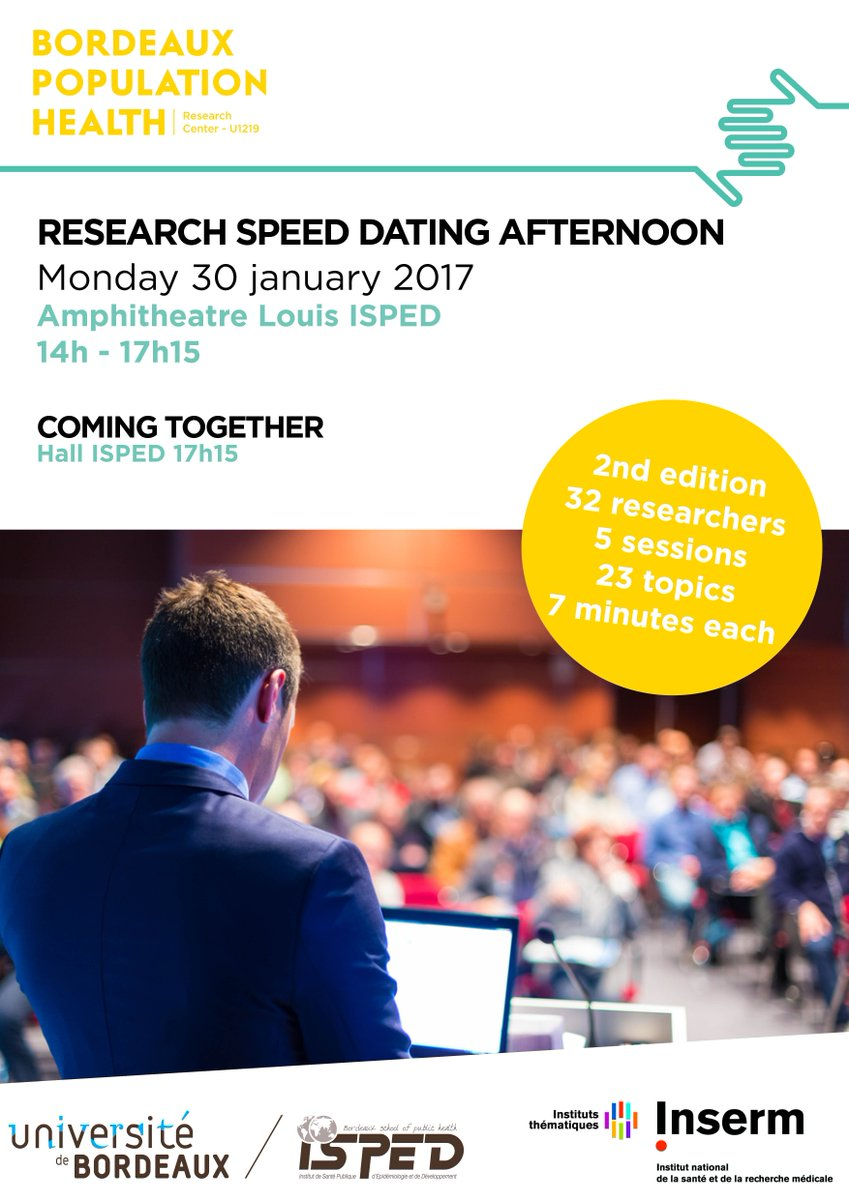Speed dating bordeaux