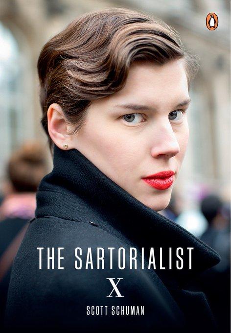 Happy birthday to Scott Schuman, author of THE SARTORIALIST!