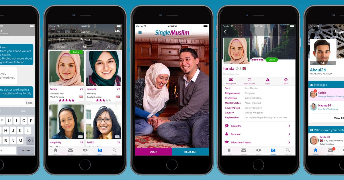 Singlemuslim com app