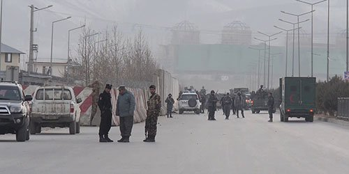 Over 100 killed and wounded in Kabul twin blasts