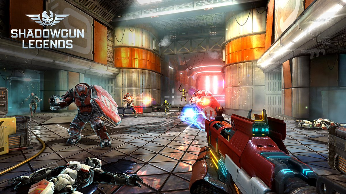 New screenshot from the #ShadowgunLegends demo! Excited? #IBelieveInLegends https://t.co/UbNkxZ9zjp