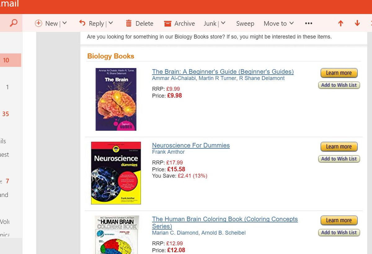 The human brain coloring book diamond - Dean Burnett On Twitter Ever Get The Feeling That Amazon Is Passively Aggressively Telling You Your Book Is Shit Https T Co Namd4mtghe