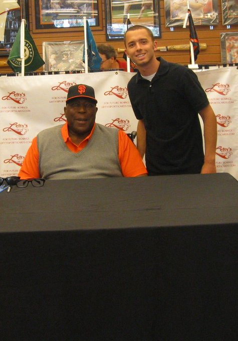Happy Birthday to one of the GOATS Willie McCovey