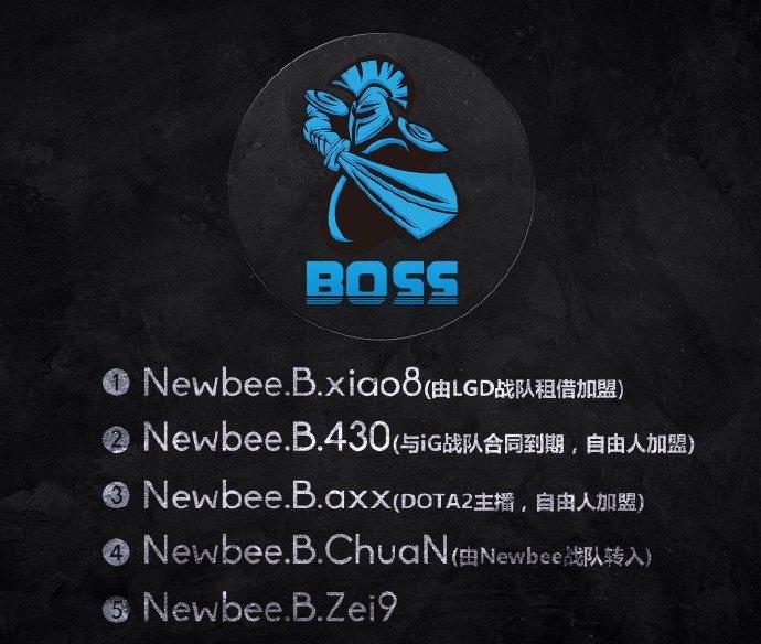 Boss newbee