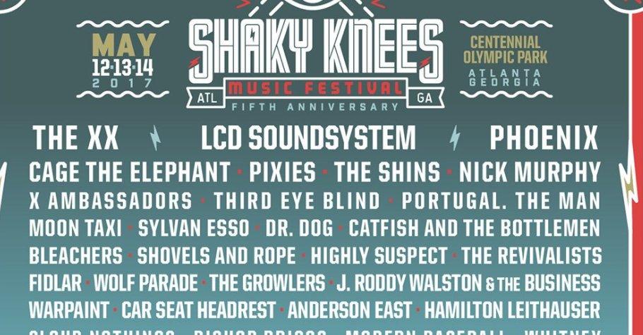 Shaky Knees Festival on Twitter: