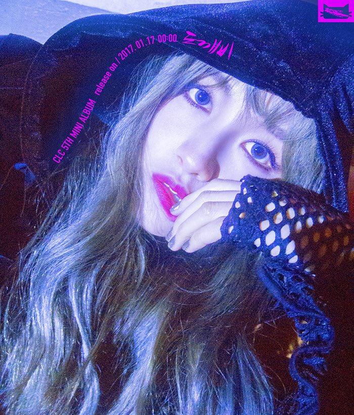 방금 뜬 걸그룹 CLC 멤버별 티저 사진.jpg | 인스티즈