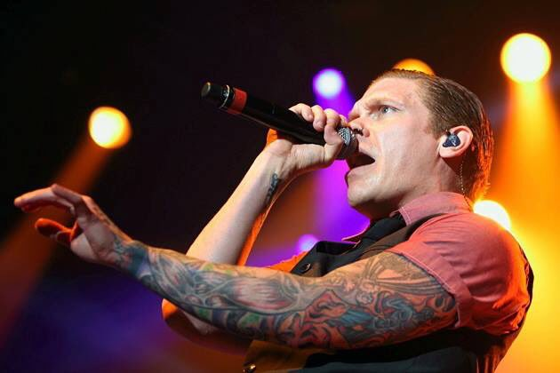 Happy Birthday, - Brent Smith, From Shinedown