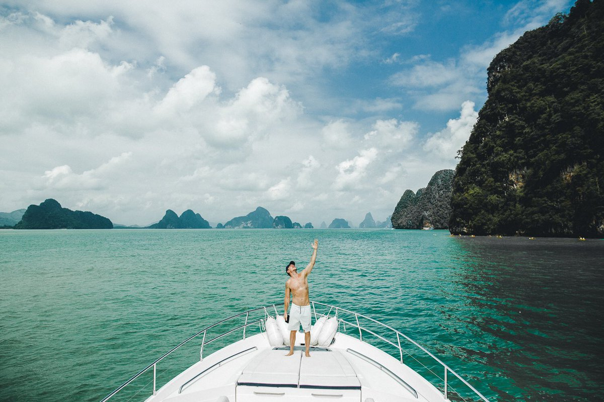 Had a lot of work to do today but then I was like ... Phuket