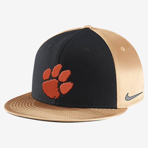 """Black Gold"" Nike Clemson Tigers National Championship hat Link -   https   go.j23app.com 1rl pic.twitter.com 4sPvkfU9E5 ade9c9f46f4"