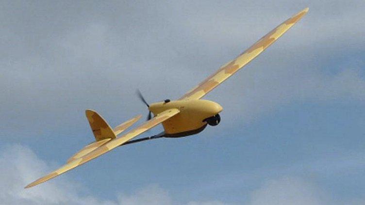 ميزات طائرة Spy Ranger من Thales C10nIX4VIAALZl6
