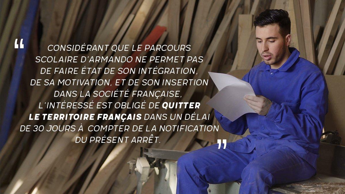 OQTF pour un meilleur apprenti de France