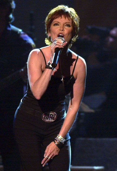 Rock Queen Pat Benatar Happy Birthday