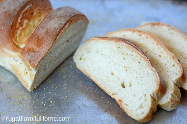 How To Make Amazing Homemade French Bread (for under 20 cents a loaf)