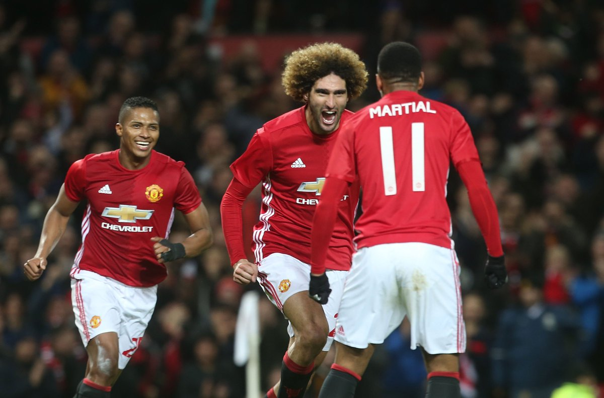 Image result for man united fellaini