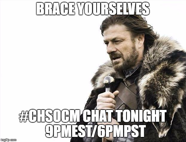 Thumbnail for #ChSocM chat 1/10/17: MEMES