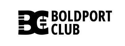 This is shaping up to be #BoldportClub's new logo ;)