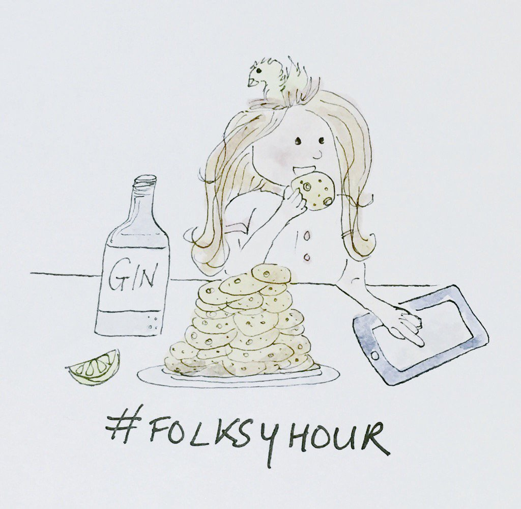 Yeeehaaaa it's time to grab your gin and disclose your sin! #folksyhour https://t.co/HBjA9kJdFl