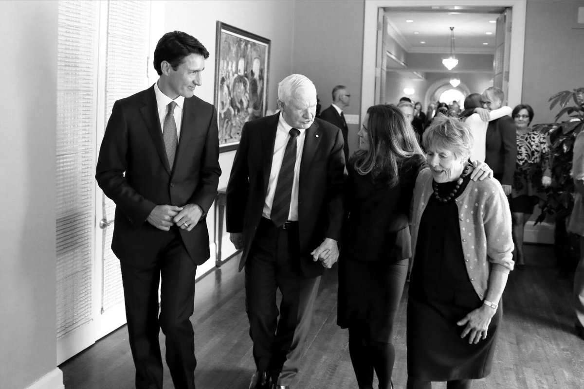 Truly humbled. I will continue each and every day to represent the best of Canada around the world. #cdnpoli https://t.co/ytki3DCh34