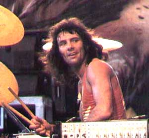 Before we forget: Happy Birthday Aynsley Dunbar!!