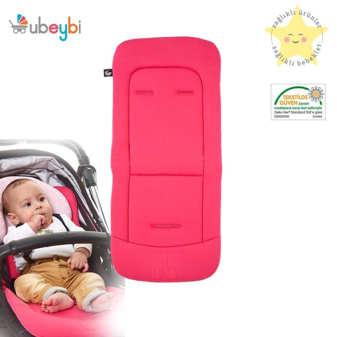 Ubeybi Renklimin Bebek Arabası ve Puset Minderi